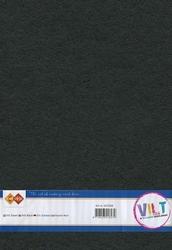 Card Deco CDVILT028 zwart