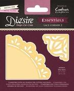 Die'sire Essentials DS-E-LC2 Lace Corner 2