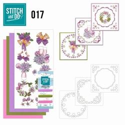 Stitch and Do borduursetje STDO017 Christmas