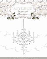 Amy Design Die Brocante Christmas ADD10034 Chandelier