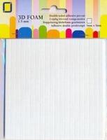 Jeje 3.3115 Foam Blokjes 1,5 mm dik