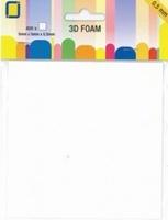 Jeje 3.3105 Foam Blokjes 0,5 mm dik