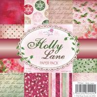 Wild Roses Studio Paper Pack PP044 Holly Lane