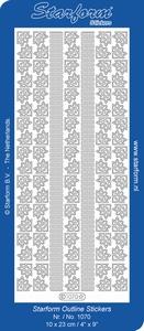 Sticker Starform 1070 Randjes & hoekjes