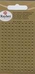 Rayher Plakparels 3mm 15 117 06 goud