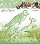 Amy Design Die Animal Medley ADD10038  Parrot