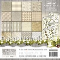 Precious Marieke Paperpack 10007 Rustic Christmas