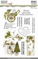 Precious Marieke Clear Stamp PMCS10005 Rustic Christmas