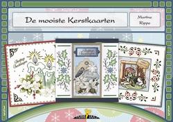 Hobbydols 153 De mooiste kerstkaarten + 10 stickers