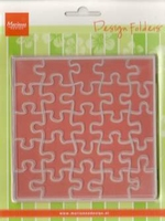 MD Design folder DF3422 Puzzle/puzzel