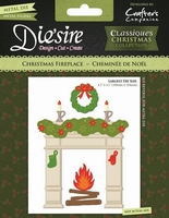 Die'sire Classiques Christmas Fireplace