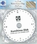dHondt Kumihimo Schijf 5 kleuren