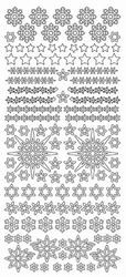 Stickervel Jeje 13621 Ster Klein-Groot