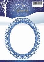 Precious Marieke's Die Winter Wonderland PM10048 Wondrous