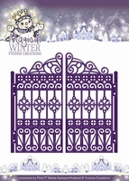 Yvonne's Die YCD10044 Magical winter Gate/hek