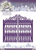 Yvonne's Die YCD10044 Magical winter Gate/hek