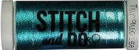 Borduurgaren Stitch & Do/Hobbydots SDHDM0D Turquoise