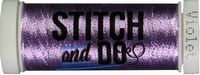 Borduurgaren Stitch & Do/Hobbydots SDHDM06 Violet