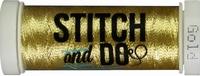 Borduurgaren Stitch & Do/Hobbydots SDHDM07 Gold