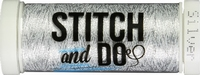 Borduurgaren Stitch & Do/Hobbydots SDHDM08 Silver