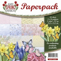 Amy Design Paperpack ADPP10009 Spring