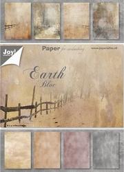 Joy! A5 Paperbloc 6011-0084 Earth/aarde