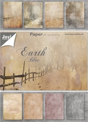 Joy! A5 Paperbloc 6011-0084 Earth/aarde