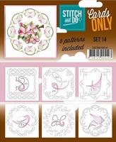 Stitch & Do Cards only COSTDO10014 set 14