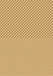A4 Vel Nellie's Background Neva002 Brown squares