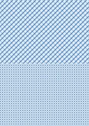 A4 Vel Nellie's Background Neva012 Blue squares