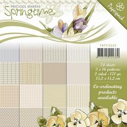 Precious Marieke's Paperpack 10009 Springtime