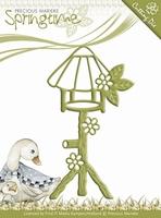 Precious Marieke's Die Springtime PM10055 Bird Feeder