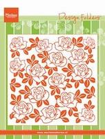 MD Design folder DF3423 Roses