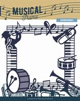 Music Serie Die MUSD10001 Musical Frame/muzikaal frame