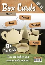 Box Cards 1 BXC001-45 Craft