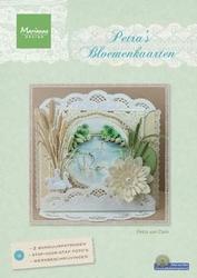 Marianne Design BR1405 Petra's bloemenkaarten