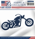 Die Amy Design America Collection USAD10004 Bike