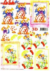 A4 Knipvel Le Suh 777122 Clown