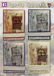 Creatief Art CC65-002 Charel Cools Pop-Up Flowers