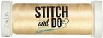 Stitch & Do 200 m Linnen SDCD09 Zalm