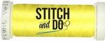 Stitch & Do 200 m Linnen SDCD06 Kanarie geel