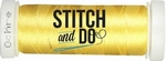 Stitch & Do 200 m Linnen SDCD05 Oker geel