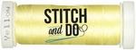 Stitch & Do 200 m Linnen SDCD04 Geel