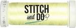 Stitch & Do 200 m Linnen SDCD03 Licht geel