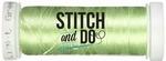 Stitch & Do 200 m Linnen SDCD19 Licht groen