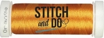 Stitch & Do 200 m Linnen SDCD11 Oranje