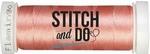 Stitch & Do 200 m Linnen SDCD42 Flamingo
