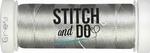Stitch & Do 200 m Linnen SDCD25 Grijs