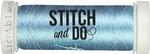 Stitch & Do 200 m Linnen SDCD28 Licht blauw