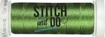 Stitch & Do 200 m Linnen SDCD23 Kerst groen
